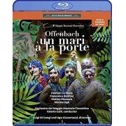 Offenbach Un Mari A La Porte - Blu Ray Importado