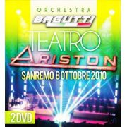 Orchestra Bagutti Teatro Ariston Sanremo 80ttobre - 2 Dvds Importados