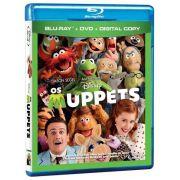 Os Muppets-  Dvd+Blu Ray Nacional