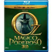 Oz Magico Poderoso -3D - Blu Ray Nacional