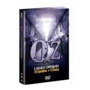 Oz - QuartaTemporada Completa - Box Dvd Nacional