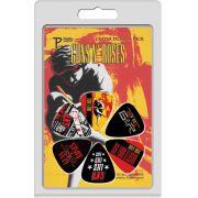 Palheta Guns N Roses - Pacote 6 Unidades