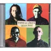 Papas Da Língua - Disco Rock  - Cd Nacional