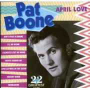 Pat Boone - April Love 22 Greatest Hits - Cd Importado