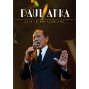 Paul Anka - Live In Switzerland - Dvd Importado