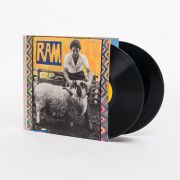 Paul Mccartney Ram Box 2 Lps  Importados