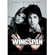 Paul Mccartney - WingsPan In a Intimate Portrait - Dvd Importado
