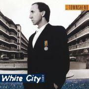 Pete Townshend - White City: A Novel Colored Vinyl, Blue, United Kingdom - Lp Importado