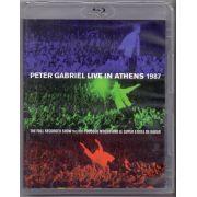 Peter Gabriel - Live In Athens 1987 - Blu Ray Nacional