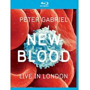 Peter Gabriel New Blood Live In London - Blu ray Nacional
