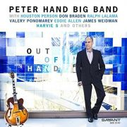 Peter Hand Big Band - I Out Of Hand - Cd Importado