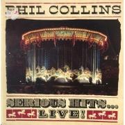 Phil Collins - Serious Hits Live Cd Importado