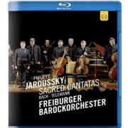 Philippe Jaroussky Bach & Telemann -  Sacred Cantata - Blu ray