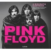Pink Floyd A Biografia Ilustrada (Português) Capa dura