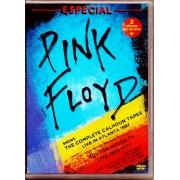 PINK FLOYD SPECIAL BOUTON ROUGE TV LIVE 1968-1971 - DVD NACIONAL