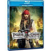 Piratas Do Caribe / Navegando Em Aguas Misteriosas - Blu Ray Duplo
