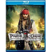 Piratas Do Caribe Navegando Em Aguas Misteriosas - Blu ray Nacional