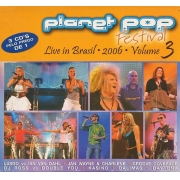 Planeta Pop Festival Volume 3 - Cd Nacional