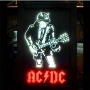 Quadro Led  - ACDC Angus