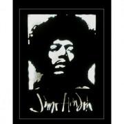 Quadro Led  - Jimi Hendrix