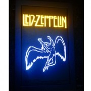 Quadro Led  - Led Zeppelin - Angel