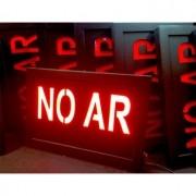 Quadro Led  - No Ar