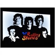 Quadro Led  - Rolling Stones