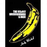 Quadro Led  - Velvet Underground Andy Warhol