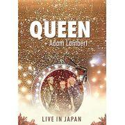 Queen - Adam Lambert - Live In Japan Summer Sonic 2014- Blu Ray Importado
