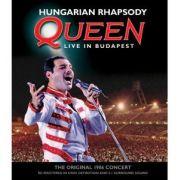 Queen - Hungarian Rhapsody - Blu ray Importado