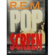 R.E.M. - Pop Screen - Dvd Importado