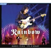 Rainbow - Ritchie Blackmore - Memories In Rock - Live In Germany  - Blu Ray + 2 Cds Importados