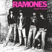 Ramones - Rocket To Russia Edição Limitada Vinil 180 Gramas- Lp Importado