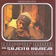 Rappin Hood Em Sujeito Homem - Cd Nacional