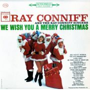 Ray Conniff We Wish You a Merry Christmas 180 Gram Vinyl, Limited Edition, Colored Vinyl White - Lp Importado