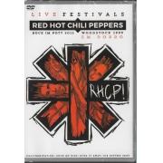 RED HOT CHILLI PEPPERS EM DOBRO - ROCK IN POTT 2012 - WOODSTOCK 1999 - DVD NACIONAL