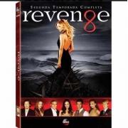 Revenge - Segunda Temporada Completa - Box Dvd Nacional