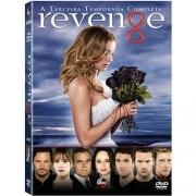 Revenge - Terceira Temporada Completa - Box Dvd Nacional