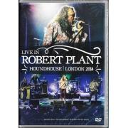 ROBERT PLANT - HOUNDHOUSE LONDON 2014  - DVD NACIONAL