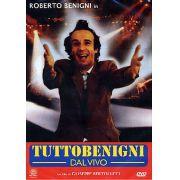 Roberto Benigni - Tutto Benigni Dal Vivo- Blu ray Importado