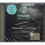 Robin Gibb And Rj Gibb Performed Royal Philharmonic Orchestra- Titanic Requiem - Cd Importado