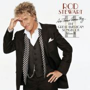 Rod Stewart As Time Goes By The Great American Songbook Vol II - Cd Importado