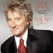 Rod Stewart Thanks For The Memory The Great American Vol IV - Cd Importado