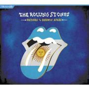 Rolling Stones Bridges To Buenos Aires - 2 Cds + Blu Ray Importados