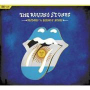 Rolling Stones Bridges To Buenos Aires - 2 Cds + Dvd Importados