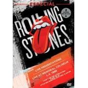 ROLLING STONES ESPECIAL LIVE PRESENTATIONS - LIVE MEMORIAL COLISEUM L.A. 1989 - DVD NACIONAL