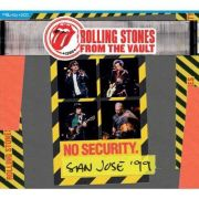 Rolling Stones - From The Vault - No Security San Jose '99 - Blu Ray+Cd  Importados