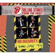 Rolling Stones - From The Vault - No Security San Jose '99 - Dvd+Cd  Importados