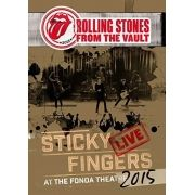 Rolling Stones - From The Vault - Sticky Fingers: Live At The Fonda Theater 2015 - Dvd Importado