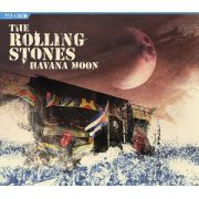 Rolling Stones - Havana Moon - Blu Ray + Cd Importados